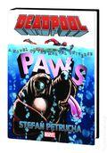 Deadpool Paws HC (2015 A Marvel Universe Novel) 1-1ST