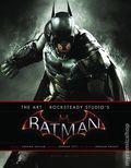 Art of Rocksteady's Batman: Arkham Asylum, Arkham City and Arkham Knight HC (2015 Abrams Books) 1-1ST