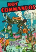 Boy Commandos HC (2010- DC) By Joe Simon and Jack Kirby 2-1ST
