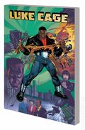 Luke Cage TPB (2015 Marvel) By Marc McLaurin 1-1ST