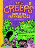 Creeps GN (2015 Amulet Books) 1-1ST