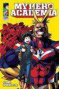 My Hero Academia GN (2015 Viz Digest) 1-1ST