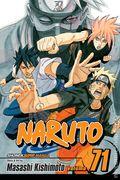 Naruto TPB (2003- Shonen Jump Edition Digest) 71-1ST