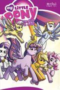 My Little Pony Friendship Is Magic Omnibus TPB (2014 IDW) 2-1ST