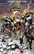Color Your Own Age of Ultron SC (2015 Marvel) 1-1ST