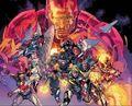 Civil War (2015 Marvel) Secret Wars 5A