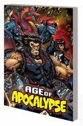 Age of Apocalypse TPB (2015 Marvel) Secret Wars Warzones 1-1ST