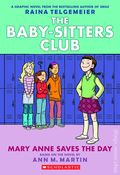 Baby-Sitters Club GN (2015 Scholastic) Full Color Edition 3-1ST