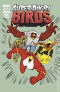 Angry Birds Super Angry Birds (2015 IDW) 4A
