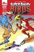 Angry Birds Super Angry Birds (2015 IDW) 4B