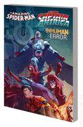 Inhuman Error TPB (2016 Marvel) Amazing Spider-Man/Inhumans/All-New Captain America 1-1ST