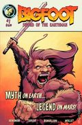 Bigfoot Sword of the Earthman (2015) 1