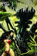 Aliens Vampirella (2015 Dynamite) 4A