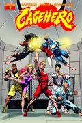 Cage Hero (2015 Dynamite) 2
