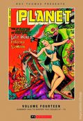 Roy Thomas Presents: Planet Comics HC (2013-2016 PS Artbooks) 14-1ST