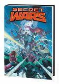 Secret Wars Last Days of the Marvel Universe HC (2016 Marvel) 1-1ST