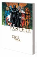Black Panther Civil War TPB (2016 Marvel) New Edition 1-1ST