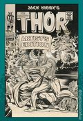 Jack Kirby's Mighty Thor HC (2016 IDW/Marvel) Artist's Edition 1-1ST