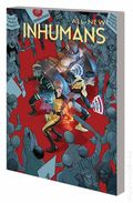 All New Inhumans TPB (2016 Marvel) 1-1ST
