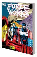 Avengers Iron Man/Force Works TPB (2016 Marvel) 1-1ST