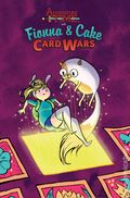 Adventure Time with Fionna and Cake Card Wars TPB (2016 Boom Studios) 1-1ST