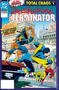 Deathstroke the Terminator TPB (2015 DC) 3-1ST