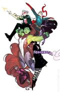 A-Force (2016 2nd Series) 5A