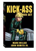 Kick-Ass TPB Slipcase Set (2016 Marvel/Icon) SET#1