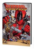 Deadpool Minibus HC (2014- Marvel) 1st Edition 2-1ST