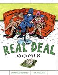 Real Deal Comix HC (2016 Fantagraphics) 1-1ST