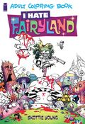 I Hate Fairyland Coloring Book SC (2016 Image) 1-1ST