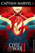 Captain Marvel (2016) 6A