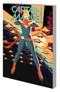 Captain Marvel TPB (2016 Marvel) By Michele Fazekas and Tara Butters 1-1ST