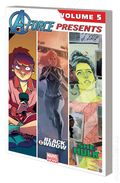 A-Force Presents TPB (2015 Marvel NOW) 5-1ST