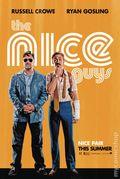 Nice Guys PB (2016 Titan Books) Movie Novelization 1-1ST