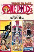 One Piece TPB (2009- Viz) East Blue 3-in-1 Volume 46-48-1ST
