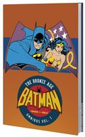 Batman The Brave and the Bold Bronze Age Omnibus HC (2017 DC) 1-1ST