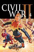 Civil War II (2016 Marvel) 4A