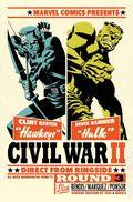 Civil War II (2016 Marvel) 4B