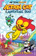 Aw Yeah Comics Action Cat and Adventure Bug TPB (2016 Dark Horse) 1-1ST