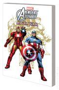 Marvel Universe Avengers Assemble: Civil War TPB (2016 Digest) 1-1ST