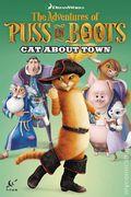 Adventures of Puss in Boots TPB (2016 Titan Comics) 2-1ST
