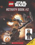 LEGO Star Wars Activity Book SC (2016 Scholastic) 2-1ST