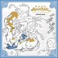 Avatar The Last Airbender Coloring Book SC (2016 Dark Horse) 1-1ST