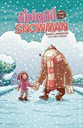 Abigail and the Snowman TPB (2016 KaBoom) 1-1ST