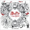 Buffy the Vampire Slayer Adult Coloring Book SC (2016 Dark Horse) 1-1ST