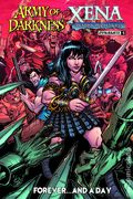 Army of Darkness Xena Forever and a Day (2016) 1B