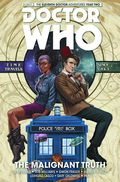 Doctor Who HC (2015- Titan Comics) The 11th Doctor 6-1ST