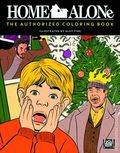 Home Alone The Authorized Coloring Book SC (2016 Harper Design) 1-1ST