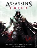 Assassin's Creed The Official Coloring Book SC (2016 Insight Editions) 1-1ST